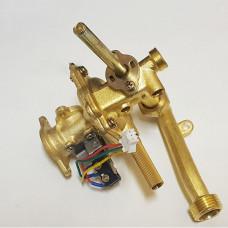 Водяная часть для газовых колонок мощностью 20 кВт (8-10л/м) подсоединение резьба