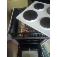 Ремонт электрических плит, духовок любой сложности.
