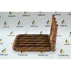 Битермический теплообменник котлов Bosch Gaz 4000 W ZWA 24-2A, 24-2K ( 87154065460A)