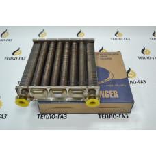 Теплообменник основной Navien 13-24Kw. Ace, Deluxe, Deluxe Plus, Prime Coaxial, Smart Tok (30012859A) Аналог